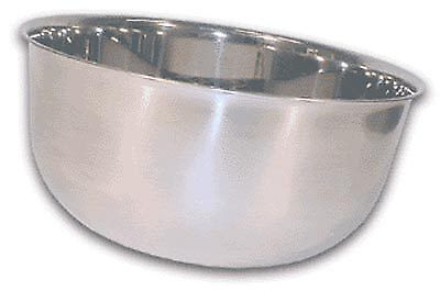 Chocovision Commercial Ss Bowl For X3210 Delta Chocolate Tempering Machines