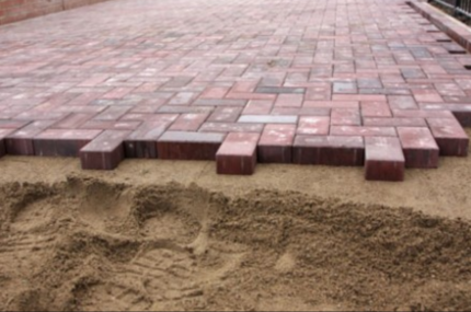 PAVER & BLOCK CUTTING