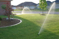 SPRINKLERS FOR YOUR LAWN SPRING SPECIAL!! BOOK NOW AND SAVE