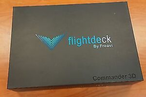 VIRTUAL REALITY (VR) TABLET - FLIGHTDECK BY FREEVI