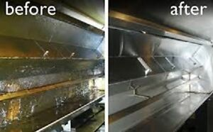 Restaurant + Food Equipment Cleaning with Dry Ice Blasting