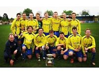 Players wanted for Sunday Football Club in South London