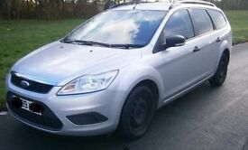 FORD FOCUS 2010 ESTATE FRONT PASSENGERS SIDE SUSPENSION LEG