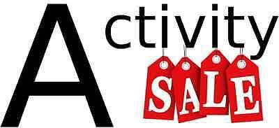 Activity Sale