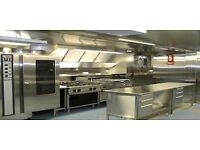 Commercial kitchens for hire in West London