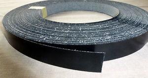 black melamine matt gloss pre glued iron on edging tape. Black Bedroom Furniture Sets. Home Design Ideas