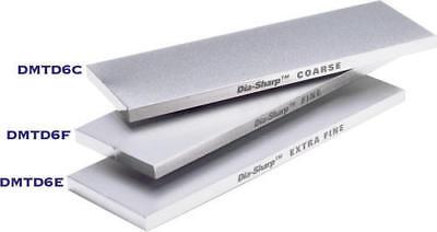 Dmt Sharpening Stones (DMT DMTDMTD6F Dia-Sharp Diamond Fine Grit Knife Tool Sharpener Bench)