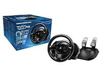 Ps4 Steering wheel trutmaster t300rs