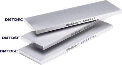 DMT DMTDMTD6F Dia-Sharp Diamond Fine Grit Knife Tool Sharpener Bench (Diamond Bench Stone Sharpener)
