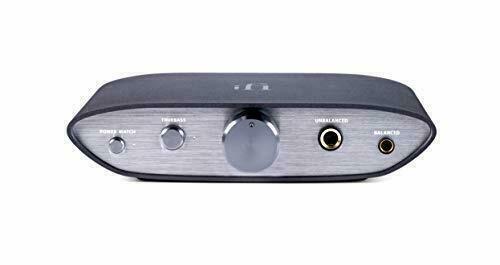 iFi Zen DAC - HiFi Desktop Digital Analog Converter with USB3.0 B Input/Outputs:
