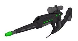 Sniper Motion Active Scope Rifle Gun Shoot Light Rifle & Shotgun XBOX Original
