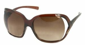 Authentic VERSACE Brown Sunglasses