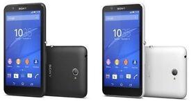 Sony Xperia E4 16GB Memory Unlocked sim free touch screen