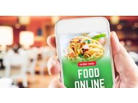 Point of sale software and online ordering