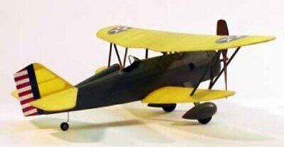 Curtiss P-6E Hawk #219 Dumas 17 Wingspan Balsa Wood Model Airplane (Dumas Wood)