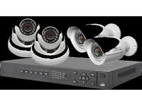 CCTV survailance system instalation included