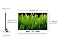 Samsung UE46D6530 46-inch Widescreen Full HD 1080p 3D 400Hz LED TV