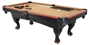 Pool table fats