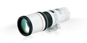 objectif canon 400mm f5.6