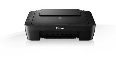 Canon MG2450 / MG2550S All-in-One Inkjet Print, scan, copy,  usb cable Included