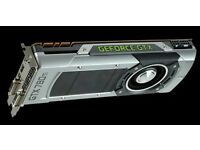 Nvidia GeForce 780 TI in perfect condition