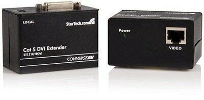StarTech.com DVI over Cat5 / UTP Extender (Local and Remote unit) Video extender Remote Unit-video