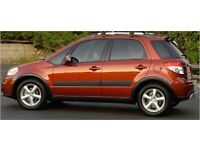 Suzuki SX4 wagon really cheap good condition not 4x4 pick up work van cheap bargain family car