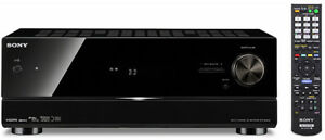 Sony STR-DN610 AV-receiver  HDMI