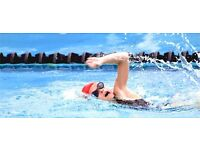 Swimming School Receptionist