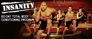 Insanity 60 day total body conditioning program