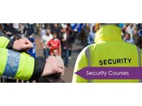 Door Supervisor Course, CCTV Course , Upskilling £99 Only