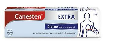 Canesten® EXTRA Bifonazol Creme gegen Mykosen 50 g PZN: 0679629