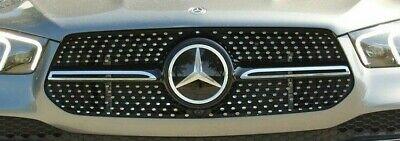 Mercedes-Benz Brand OEM Gle Klasse W167 2020 +AMG Vorne Grill Diamant Netz Neu