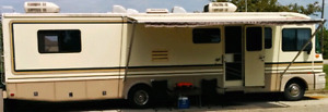 36' Fleetwood Bounder $14,500 or Trade