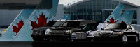 LIMO & TAXI TO PEARSON AIRPORT FLAT RATE CALL 416-241-5518