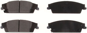rear brake pads set 1707*fit Cadillac Escalade 2015-2014, Escala