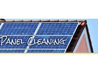 solar panel cleaners coventry, west midlands, and warwicshire