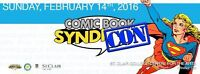 Comic Book SyndiCON This SUNDAY from 11-5
