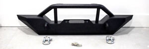 Jeep JK front and rear bumper and side steps BNIB