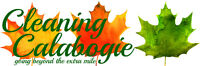 We Expand– YOU SAVE! Cleaning Calabogie now servicing NEW AREAS