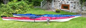 2 Kayak Boreal Design Kevlar (Alvik et Saguenay)