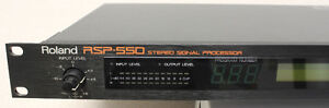 Roland RSP-550 Effects Processor