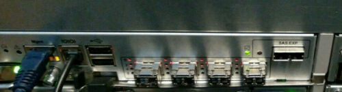 PROMISE VTrak Ex30 E830F E630F Subsystem  array controller