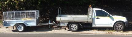 A Man, a Trailer and Ute starting from $35!!