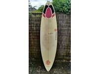 RD Surfboard with case