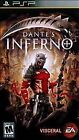 Sony PSP Dante's Inferno 2010 Video Games