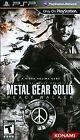 Metal Gear Solid: Peace Walker Video Games