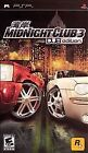 Midnight Club 3: DUB Edition Racing Video Games for Sony PSP