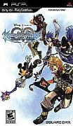 Kingdom Hearts PSP