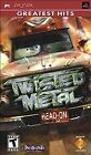 Twisted Metal: Head - On Video Games